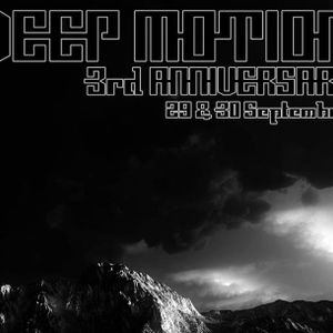 Suffused - Deep Motion 3-Year Anniversary (29-Sep-2011) on Pure.FM