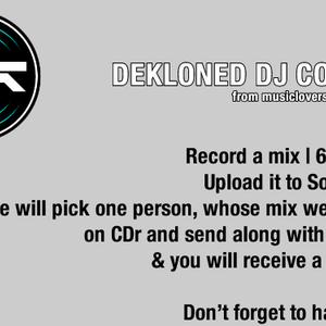 Dekloned Records Mixtape Session