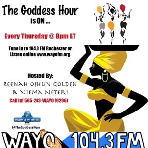 The Goddess Hour feat. Dee Kimbrel and Jay Real