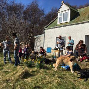 Isle Martin - Volunteer Day
