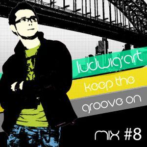 Keep The Groove On #8