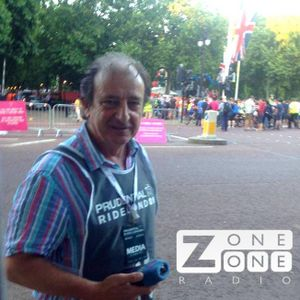 """#SportsZone with Rob, Rupert and Eleanor - """"Cycling"""" -- @z1radio @RideLondon"""