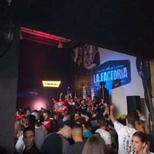 Zeus Lopez@ La Factoria_Play Puro Techno_ On Tour_ 2_12_17