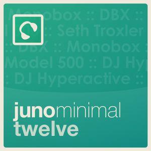 Juno Minimal Podcast 12