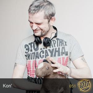 M-Cast.051 | DJ Kon'