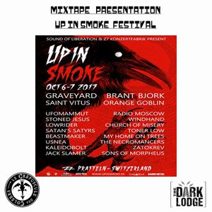 Up In Smoke Festival 2017 by Le Reverend