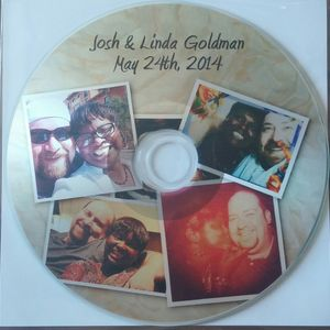 "Josh & Linda Goldman ""Wedding Mix"" (5/24/14)"