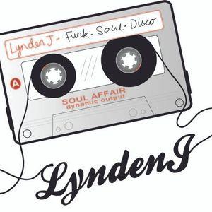 Lynden J Monday Night Soul Affair Show 25/5/15