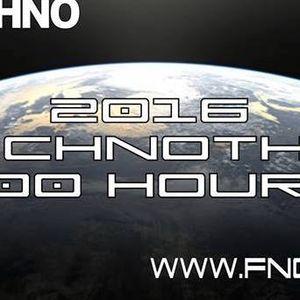 Ivan Gafer @ Technothon 2016 - 100 hours