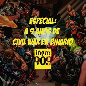 Binario - Civil War 1