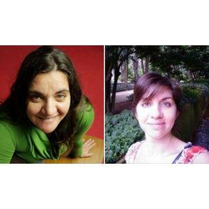 Caro Musa y Rosana Guardalá en El Perseguidor - 10-08-2016
