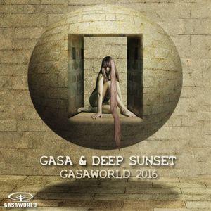 GASA & Deep Sunset -  GASAWORLD 2016