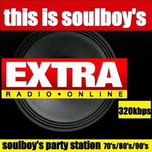 PREVIEW! soulboy's extra radio station party format 70's80's90's