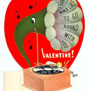 The Record Shop Valentines Day Special from 2012