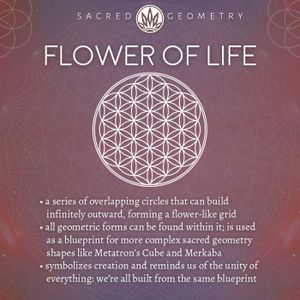 FLOWER OF LIFE - K.A.R.M.A - Tony Jimenez - After Bday Set ::: Sacred Geometry Vol. 11