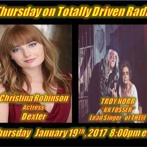 Totally Driven Radio #216