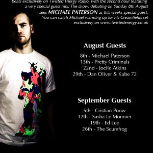 8th August 2010 (Part 2) - Endemic Digital Sessions Guest Mix - Michael Paterson