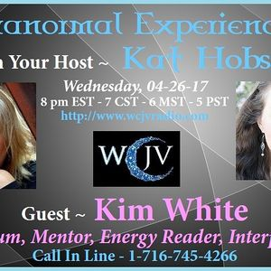 Paranormal Experienced with Host Kat Hobson 20170426_Kim White