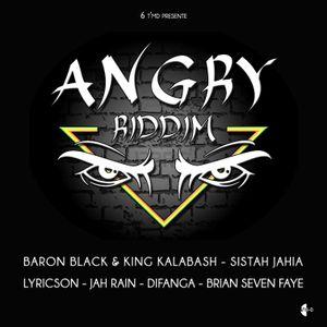 Promo Time 02 novembre 2012 - 6TM D production - Angry Riddim