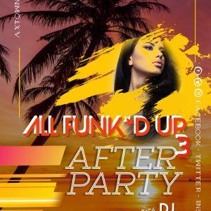 All Funk*D Up 3 ~ Deep & Soulful House Mixtape