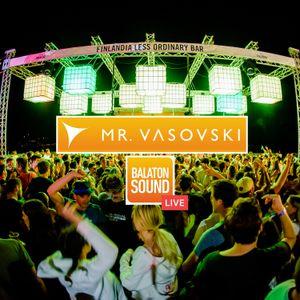 Mr. Vasovski Live at Balaton Sound 2018.