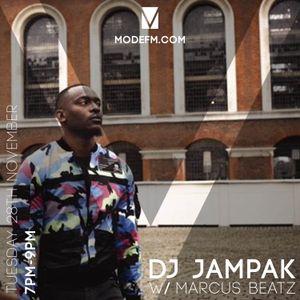 28/11/2017 - Jampak W/ Marcus Beatz - Mode FM
