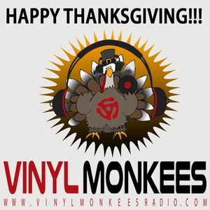 Vmr Thanksgiving 15' feat. Andy G. Vinyl Monkees very own Ray Wizard and DJ Aaron, and Bobby B.