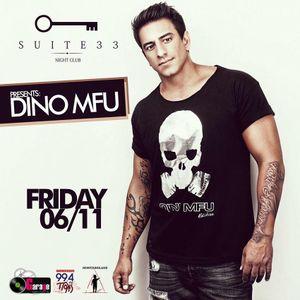 Dino MFU Live @ Suite 33 (6.11.15) Larissa