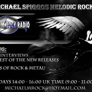 The Michael Spiggos Melodic Rock Show 02.08.2015