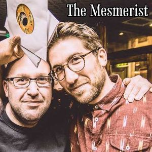 "David Walker and Tim North present ""Mesmerist Mash Up Vol 3"""