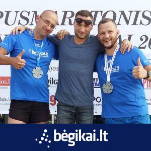 Bėgikai.lt #15   Ignas Brasevičius: siekite savo svajonių!