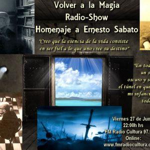 #662 Homenaje a Ernesto Sabato