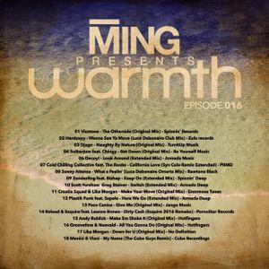 MING Presents Warmth 016