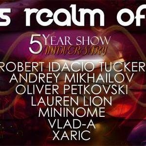 Idacio's Realm Of Music- 5th Anniversary On DI.FM