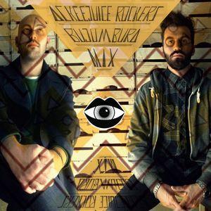 "E-Radio Enchufada Mixtapes #30 - Ackeejuice Rockers ""Bujumbura Mix"""