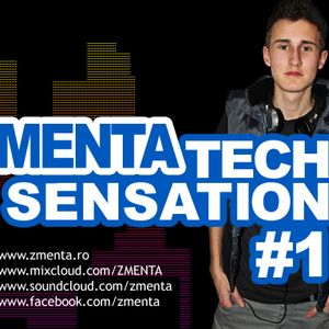 ZMENTA - tech sensation #1
