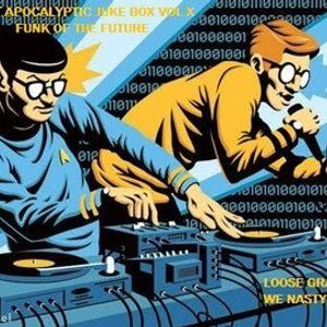 POST APOCALYPTIC JUKE BOX VOL. X Funk of the Future