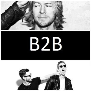 James Zabiela b2b Bicep and Dusky @Live At Gale Hotel - Love Brunth (WMC - Miami) 21-03-2013