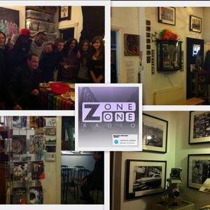 ZoneOneRadio - Community Profile - Usurp Art Gallery - Harrow