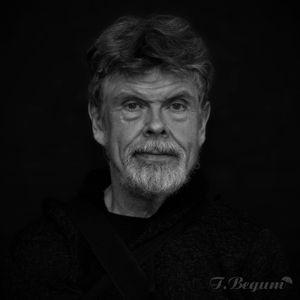 David Lee Morgan 'Samson'.  Interview and Performance