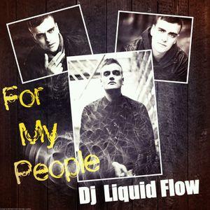 Dj Liquid Flow - For my People