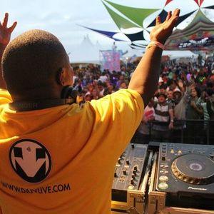 Dj UV Live at Earthdance Nairobi 2011