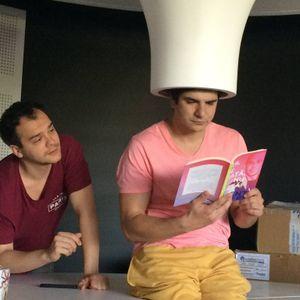 16 august 2016. Smartinal, cu Alex Bogdan și Andrei Huțuleac