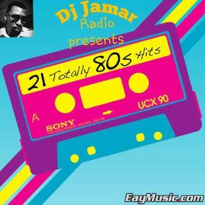 Dj Jamar Radio Still loves the 80's