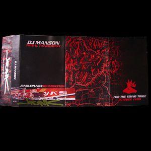 Dj Manson - Tribal Punishment - side A