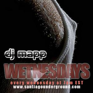 DJ MAPP @20140820 LATIN WETNESDAYS
