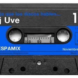 """Despamix#10: Dj Uve """"Deja que los discos hablen..."""""""