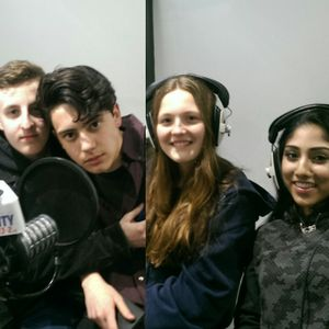 Part Three of Charters School Takeover of Insanity Radio, feat. Rob, Nick, Noor and Matty- 23/03/16