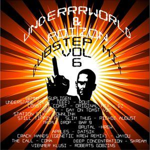 underrrworld & Poizon Dubstep mashup mix vol.6