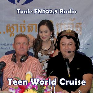 Music World Cruise episode8 25/08/2013 Sunday
